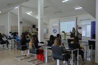 """""""მეწარმეთა გაკვეთილები"""" მოსწავლეებისათვის"""