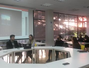 Erasmus+საინფორმაციო შეხვედრა