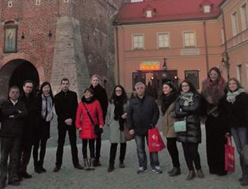 ერასმუს + აკადემიური პერსონალის მობილობა პოლონეთში
